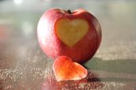 Apple - heart