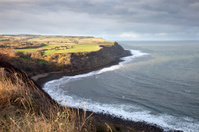 Yorkshire Coast at Hayburn Wyke