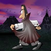 Comical Vampire