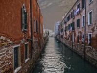 Venice Canal Buildings
