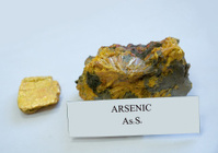 Arsenic, Poison of Kings
