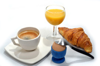 small french breakfast