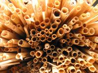 lot of straw