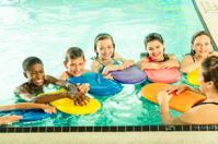 Swim Lessons at Public Pool