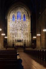 Interior of St Patrick's