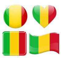 Mali Flags & Icon Set