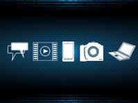 Video media icon