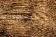 old burlap fabric