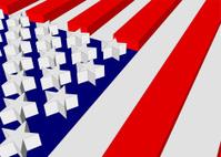 3D Flag - USA