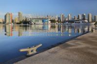 Dock View, False Creek, Vancouver