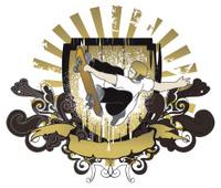 golden skate emblem