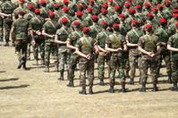italian army parade