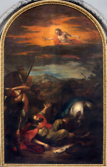 Vienna - Conversion of st. Paul in Augustinerkirche