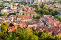 Ljubljana, St James Church, Slovenia