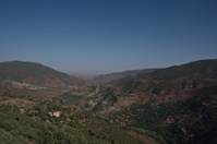 Tichka Pass landscape
