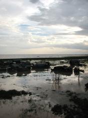 Floating village at Tonle Sap Lake, Cambodia