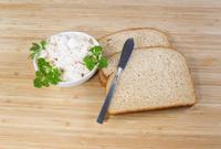 Making Tuna Fish Sandwich
