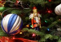 Close-up Of A Nutcracker Christmas Tree Ornament