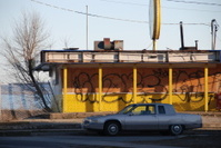 roadside cafe