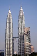 Petronas Twin Towers. Kuala Lumpur,Malaysia