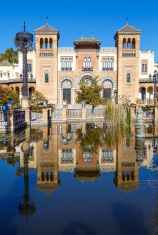 Museum of Popular Arts Seville, Spain