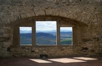 Window of the castle