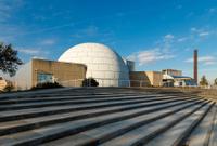 Planetarium Madrid, Spain