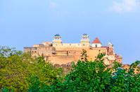 palace of the Maharajah, Bikaner inside Junagarh Fort