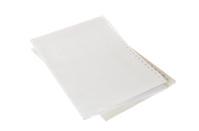 Old Dot Matrix Paper