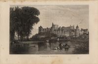 Illustration, Copyright 1875, Windsor Castle