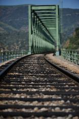 Railway Line Douro / linha do Comboio