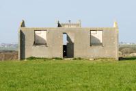 derelict bungalow