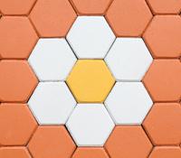 bricks floor background