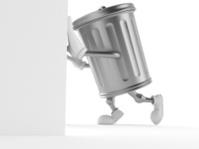 Trash toon
