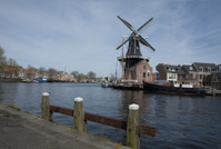 Windmill 'Adriaan' of Haarlem