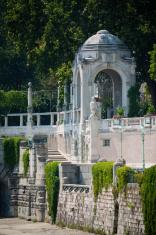 Stadtpark in Vienna, Austria