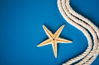 Rope and starfish