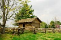 Primitive Log Cabin