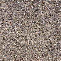 Tiled mosaic seamless pavement