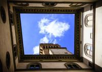 Palazzo Vecchio Courtyard, Firenze, Tuscany, Italy