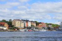 Stockholm - Saltsjön, Skeppsholmen