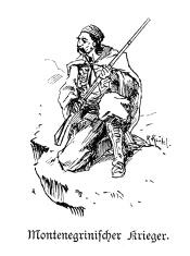 Montenegrin Warrior