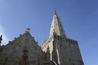 Church at Larmor-Plage, Bretagne, France