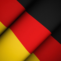 Iconic Flag of Germany