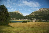 Silvaplana-Engadine-Switzerland