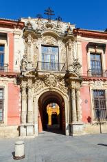 Archbishop's Palace Sevilla, Spain