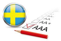 Sweden credit rating