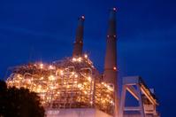 Night shot - Power plant