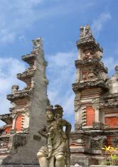 Indonesia, Bali, Balijsky Induistsky sculpture