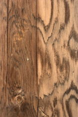 Wooden street post texture